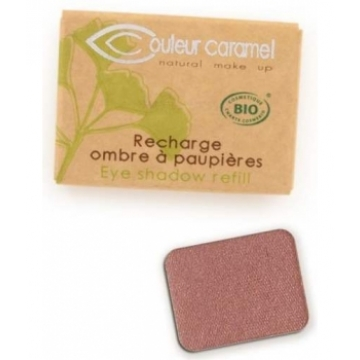 Recharge Ombre à paupières n°066 Vieux Rose nacré 1.3g - Couleur Caramel