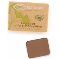 Recharge Ombre à paupières n°080 cacao mat 1.3g - Couleur Caramel