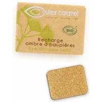 Recharge Ombre à paupières n°109 feuille d'or nacrée 1.3g - Couleur Caramel