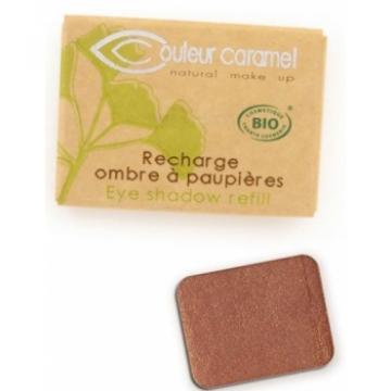 Recharge Ombre à paupières n°143  Marron cuivré nacré 1.3g - Couleur Caramel
