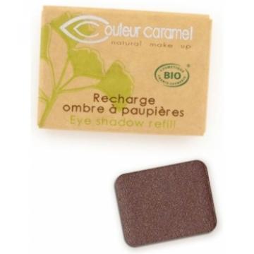 Recharge Ombre à paupières n°144 Marron glacé nacré 1.3g - Couleur Caramel