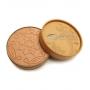 Terre Caramel N°21 Brun rosé nacré effet bronzé 8.5g - Couleur Caramel