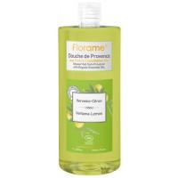 Gel Douche de Provence Verveine Citron 1 Litre - Florame