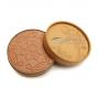 Terre Caramel N°24 Brun rouge nacré effet bronzé 8.5g - Couleur Caramel