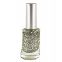 Vernis à Ongles n°14 Glitter argent - Couleur Caramel
