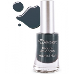 Vernis n°61 gris noir 8ml - Couleur Caramel