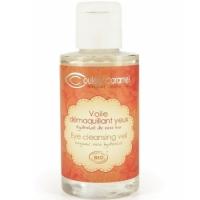 Voile Démaquillant Yeux Hydrolat de Rose 125ml - Couleur Caramel