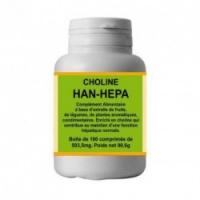 Han Hepa 180 comprimés - Han Biotech, choline hépatique Aromatic Provence