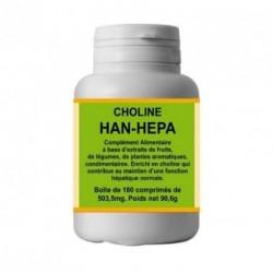 Han Hepa 180 comprimés - Han Biotech