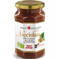 Nocciolata Pâte à tartiner Bio 700 gr - Rigoni di Asiago, pâte au chocolat bio