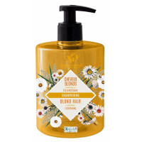 Shampooing bio pour Cheveux blonds 500ml Cosmo Naturel - Gravier - Aromatic Provence
