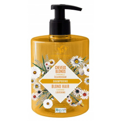 Shampooing bio Cheveux blonds 500ml - Cosmo Naturel
