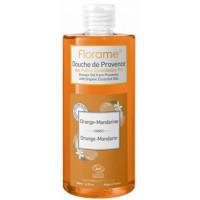Gel Douche de Provence Mandarine Orange 1 litre - Florame Aromatic Provence
