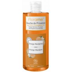 Gel Douche de Provence Mandarine Orange 1 litre - Florame