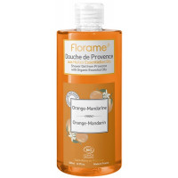 Gel Douche de Provence Mandarine orange 500 ml - Florame Aromatic Provence
