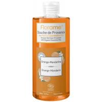 Gel Douche de Provence Mandarine orange 500 ml - Florame Aromatic Provence