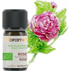 H.E. bio Rose de Damas - Florame