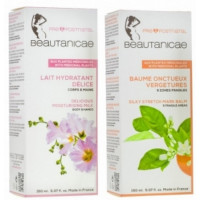 Pack super hydratation vergetures - Beautanicae maman et future maman aromatic provence