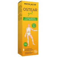 Ostear gel bio Phyto-Actif, Ostear gel 75 ml Phyto-actif, phyto-actif, aromatic provence