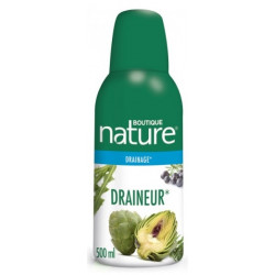 Draineur 500 ml - Boutique Nature