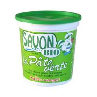 Pâte verte 350gr le Savon Bio hygiène universelle savon universel aromatic provence