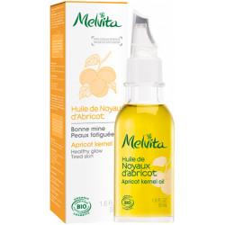 Huile Noyau d'Abricot bio - Melvita