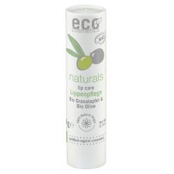 Baume à lèvres Grenade et Huile d'Olive 4gr - Eco Cosmetics