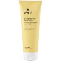 Shampooing bio Nutrition cheveux secs et abîmés 250ml Avril beauté Aromatic Provence