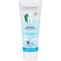 Pâte dentifrice minéral 75 ml Logodent - Logona dentifrice certifié Aromatic Provence