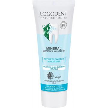 Pâte dentifrice minéral 75 ml Logodent - Logona