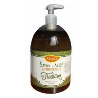 Savon d'Alep Authentique Tradition 500 ml - Alepia savon d'alep liquide aromatic provence