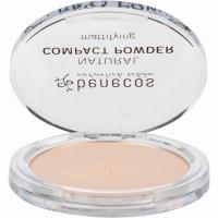 Poudre compacte naturelle matifiante 9gr - Benecos maquillage bio du teint Aromatic Provence