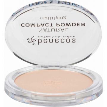 Poudre compacte naturelle 9 gr - Benecos