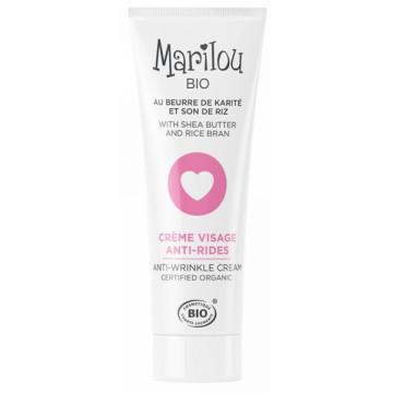 Crème anti rides 30ml - Marilou Bio