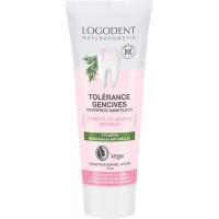 dentifrice tolérance gencives sensibles 5 plantes médicinales 75 ml - Logona Aromatic Provence