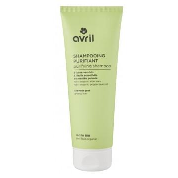 Shampooing Purifiant cheveux gras 250 ml - Avril Beauté