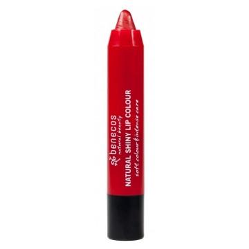 Baume Rouge à Lèvres Crayon Silky Tulip 4 g - Benecos