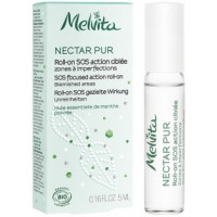 Roll on SOS action ciblée Nectar Pur 5 ml - Melvita Aromatic Provence