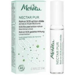 Roll on SOS action ciblée Nectar Pur 5 ml - Melvita