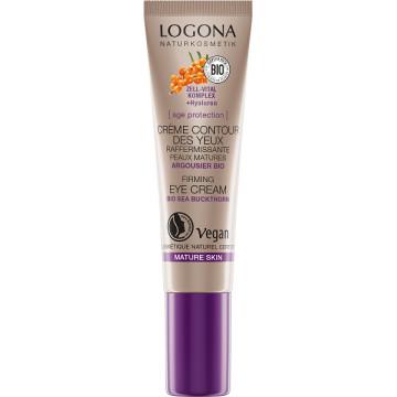 Age Protection crème raffermissante contour des yeux 15 ml - Logona