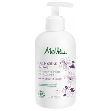 Gel hygiène intime Mauve Cranberry Hibiscus 225 ml - Melvita