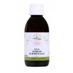 Phyto concentré SAA Stress Surmenage 200 ml - Herboristerie de Paris