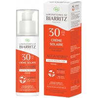 Crème solaire visage bio SPF 30 - Alga Maris