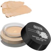 Mousse de teint naturel Ivoire 01 15 g - Lavera - maquillage bio - Aromatic Provence