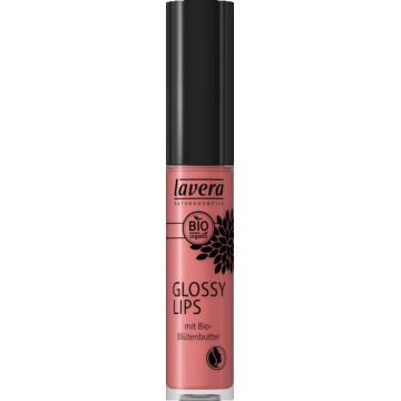 Gloss à lèvres Sorbet rose 08 6.5 ml - Lavera