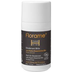 Déodorant bille Homme 50 ml - Florame