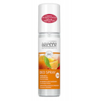 Déodorant spray fraicheur Orange Argousier 75 ml - Lavera - Hygiène - Aromatic Provence
