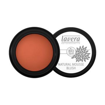 Fard à joues mousse soft cherry 02 4 g - Lavera