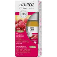 Huile Visage Cranberry Bio 30 ml - Lavera - Cosmetique bio - Aromatic Provence