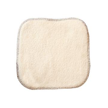 La débarbouillette 100% coton biologique 20X20 cm - Lulu Nature
